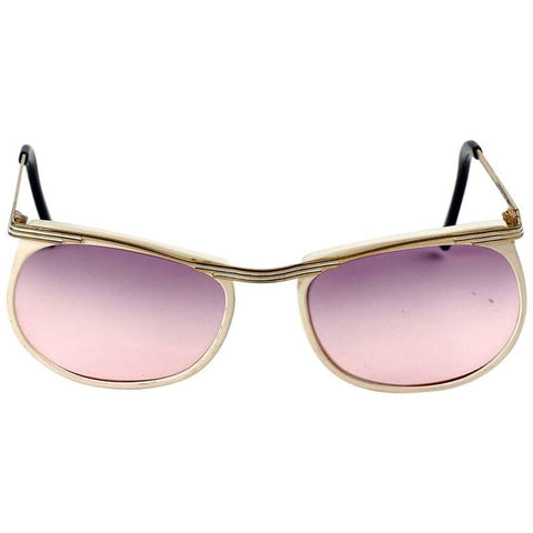 Sequin Cat Eye Vintage Sunglasses