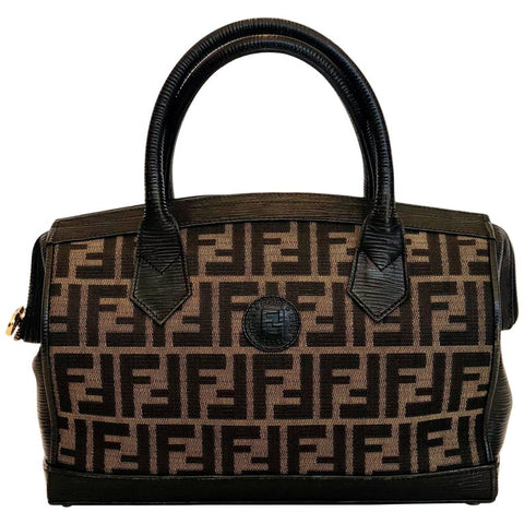 Fendi Nappa Spy Bag