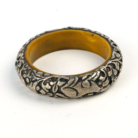 Tibetan Vintage Tribal Dragon Bracelet