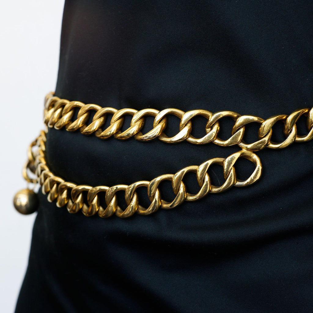 Chanel Double Swagg Belt