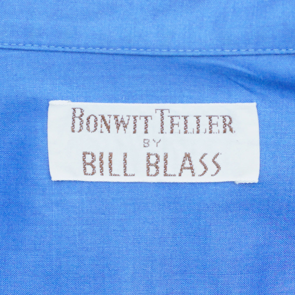 Bill Blass for Bonwit Teller Safari Shirt Jacket