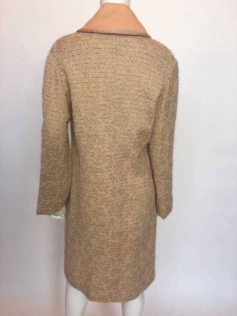 Missoni Wool Woven Jacket With Metallic Thread