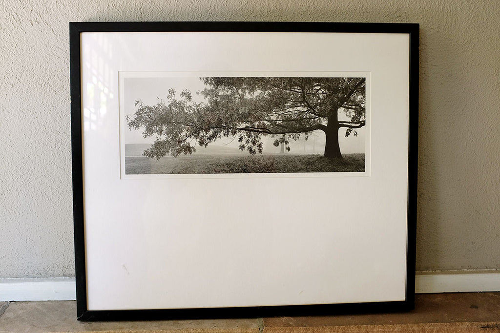 American Country Side Panoramic Landscape Gelatin Silver Photographic Print
