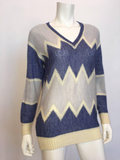 Courrèges Paris 1970's Mohair Sweater