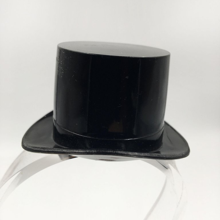 "Champs Vintage ""Salesman Sample"" ""Gift Certificate"" Top Hat in Original Box"