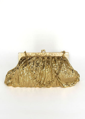 1930's Beaded Bag Geometric Leaf Pattern