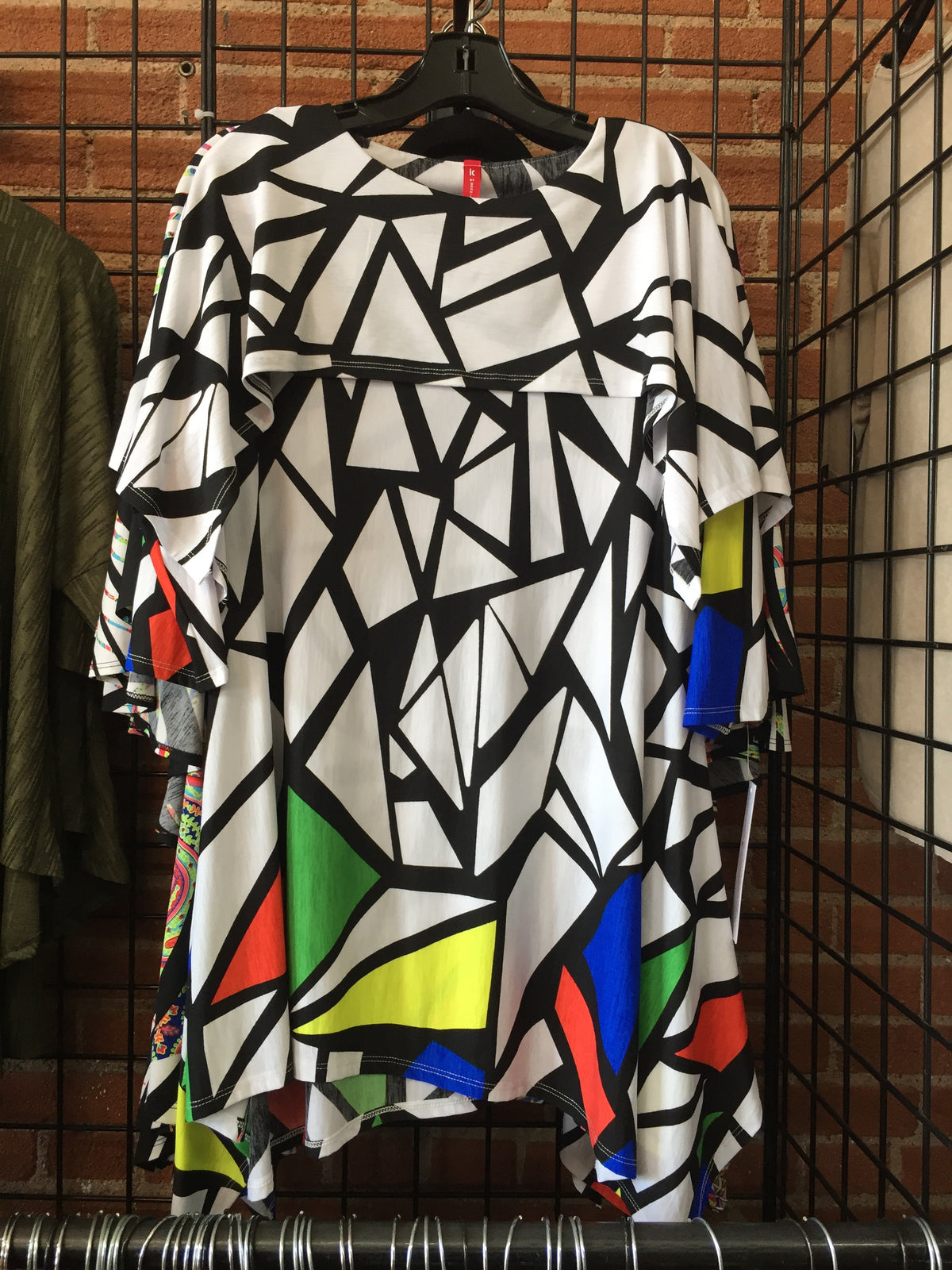 Multi Color Blouse