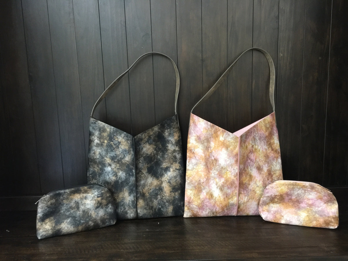 Oversized Tote With Small Bag
