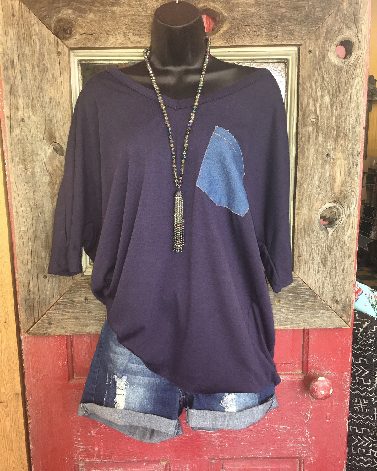 Slouch Fit Tunic