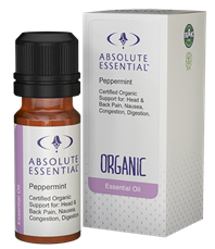 Absolute Essential Organic Peppermint 10ml
