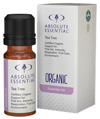 Absolute Essential Organic Tea Tree