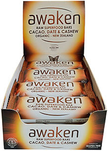 Awaken Alive Energy Bar