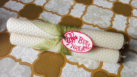 Bee Natural - Pillar Candle