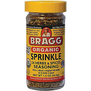 Bragg Organic Herb and Spice Sprinkle
