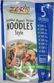 Zero Slim & Healthy Noodles - Konjac Angel Hair, 400g