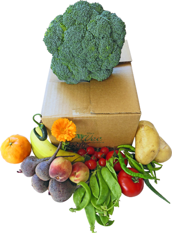 WEE Box - Fruit and vege