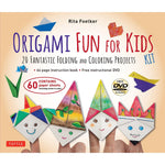 Origami Fun for Kids Kit-9780804846080-HMWF Store