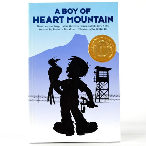 A Boy of Heart Mountain-9780578053424-HMWF Store