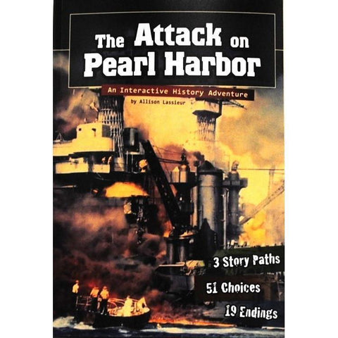 Attack on Pearl Harbor: An Interactive Adventure-10204-HMWF Store