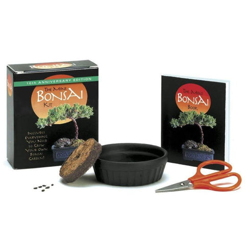 Travel Sized Activity Kits-Bonsai-9780762409747-HMWF Store