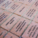 Commemorative Brick Paver*-10100-HMWF Store