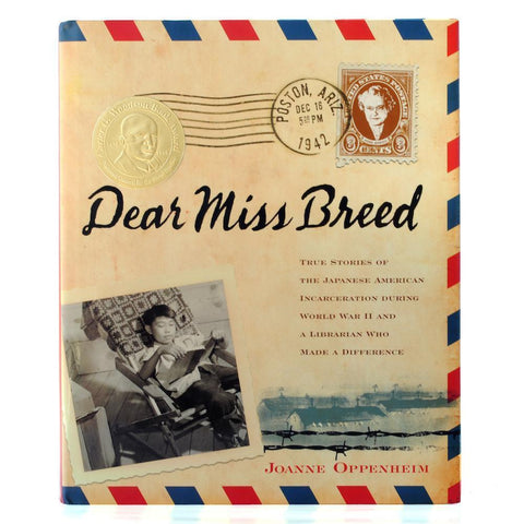 Dear Miss Breed-9780439569927-HMWF Store