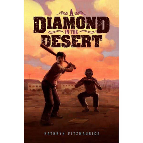 Diamond in the Desert, A-9780142424377-HMWF Store