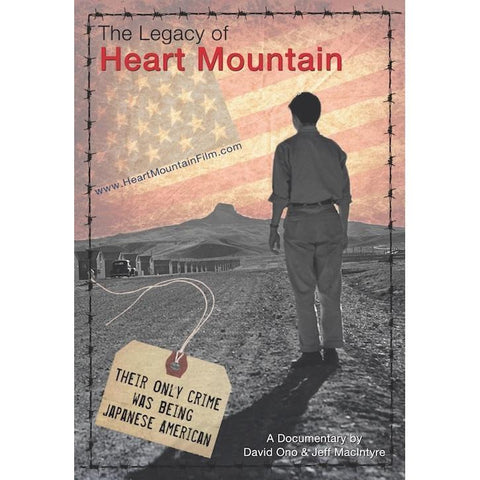 Legacy of Heart Mountain-10130-HMWF Store