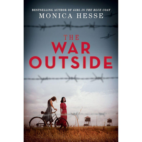 The War Outside-Hardcover-9780316316699-HMWF Store