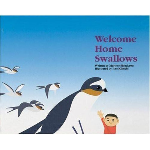 Welcome Home Swallows-9780893469344-HMWF Store