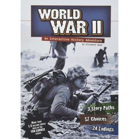 World War II: An Interactive Adventure-10203-HMWF Store