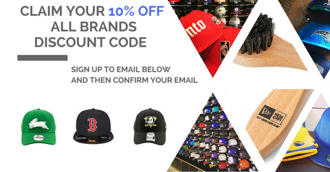 Claim your 10% off discount code