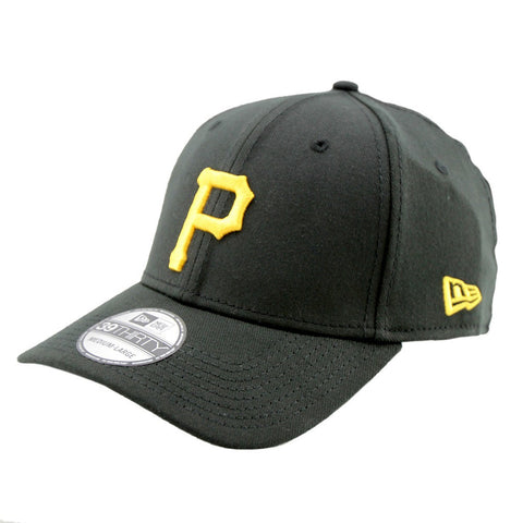 Pittsburgh Pirates Black New Era 3930 Cap