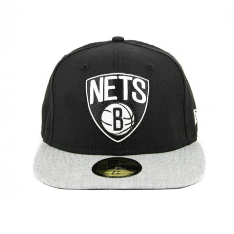 Philadelphia 76ers New Era Youth Heather Grey 9Fifty Snapback Cap