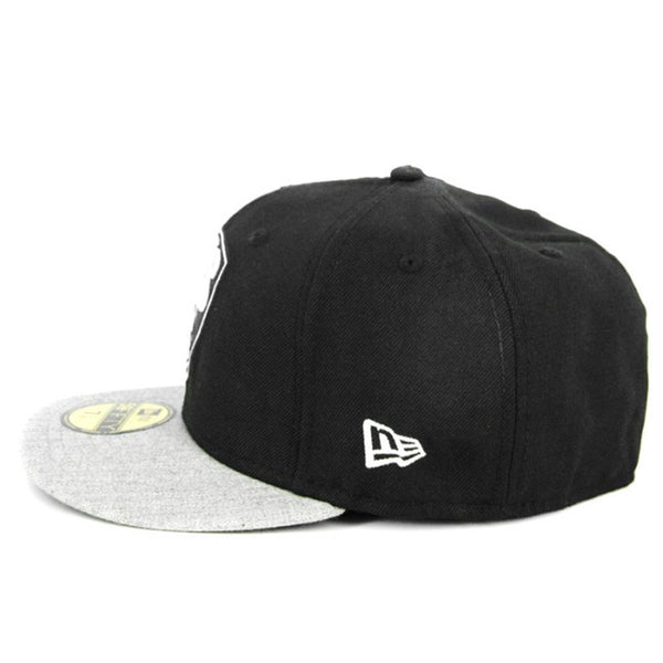 ... greece 59fifty fitted cap brooklyn nets black grey fashion fitted cap  fac00 37a8d 16ee7c0d850