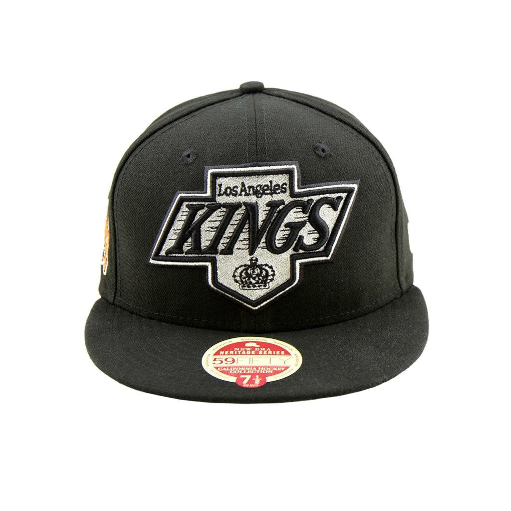 59Fifty Fitted Cap - Cali Kings Hockey Heritage Series Fitted Cap