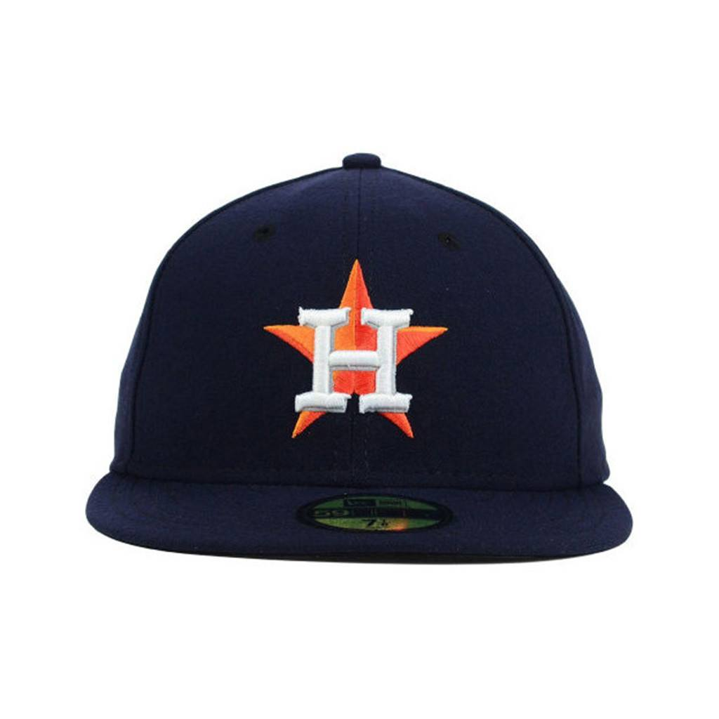 59Fifty Fitted Cap - Houston Astros Navy Fitted Cap