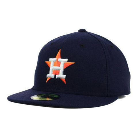 Houston Astros Navy Fitted Authentic Collection Cap