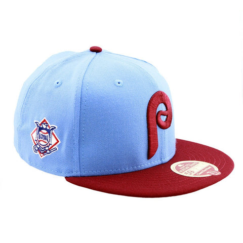 Philadelphia Phillies Baseball Heritage Series Two Tone Fitted Cap