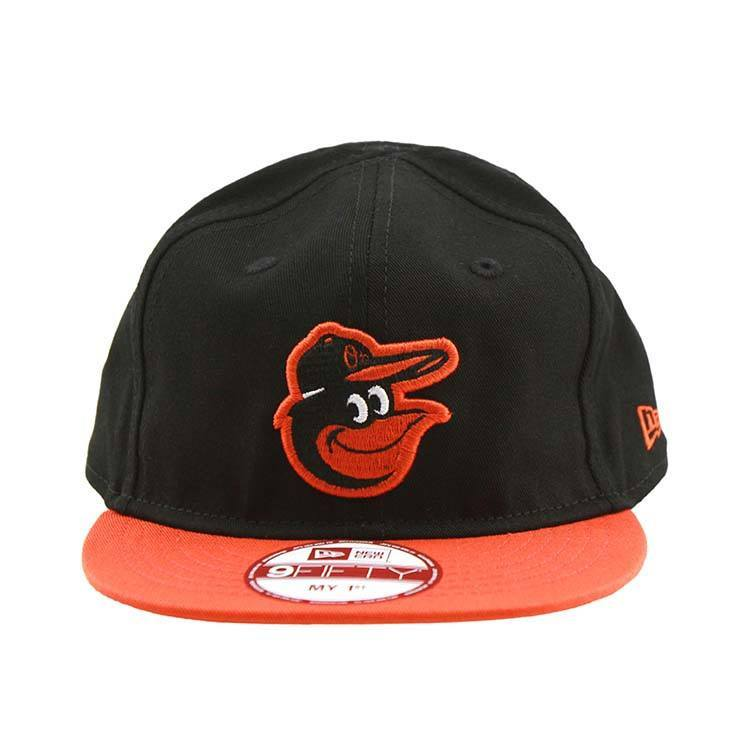 59Fifty Fitted Infant Cap - Baltimore Orioles My First Infant 9Fifty Cap