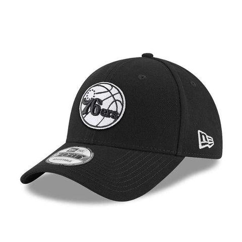 Los Angeles Rams Black 9forty Adjustable Snapback New Era Cap