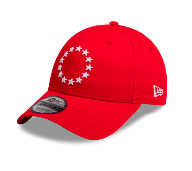 Sydney Swans Red New Era 9forty Adjustable Cap Women's