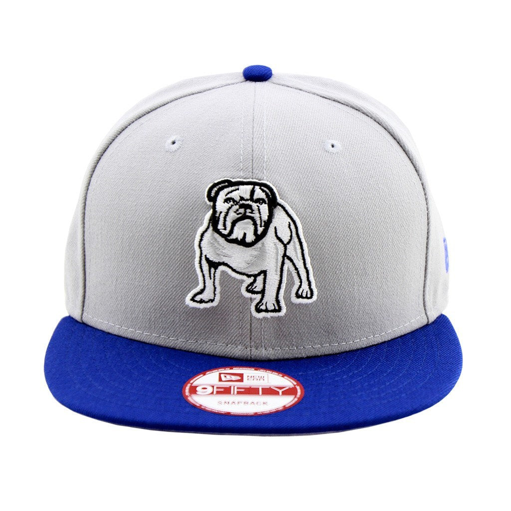 9Fifty Snapback Cap - Canterbury Bulldogs Blue OSFA Two Tone Snapback Cap