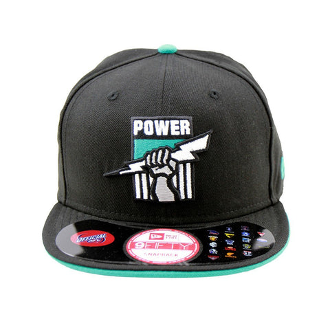 Port Adelaide Power New Era Snapback Cap