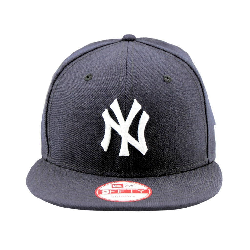 9Fifty Snapback OSFA Cap - New York Yankees Navy Fashion 9Fifty Cap