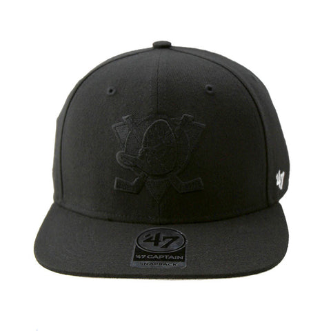 South Sydney Rabbitohs '47 Brand MVP Snapback Cap DP Black
