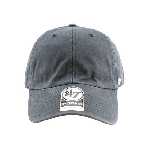 Blank '47 Brand Cleanup Strapback Cap Charcoal