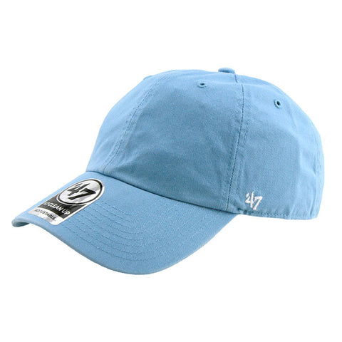 Blank '47 Brand Cleanup Strapback Cap Columbia