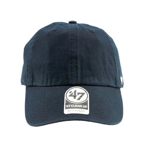 Blank '47 Brand Cleanup Strapback Cap Navy