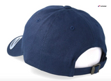 Blank Flexfit Prime Strapback Yupoong The Classics Adjustable Navy Dark Indigo Cap